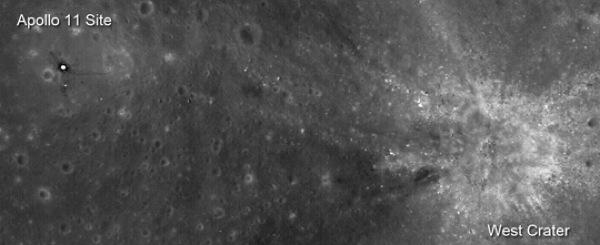 Image From NASA/LRO