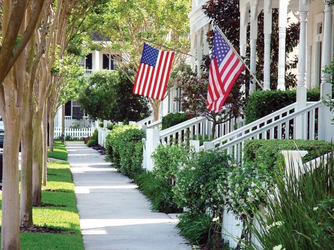 Celebration, Florida is the inspiration for Pam Bachorz's YA novel <em>Candor<em>