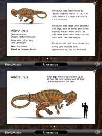 Allosaurus details