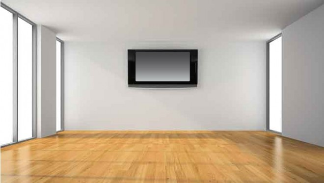 Image Result For How To Mount A Flat Screen On The Wall