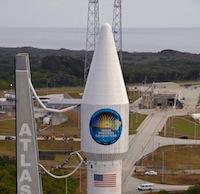 SDO Atop The Atlas V (Image: NASA)