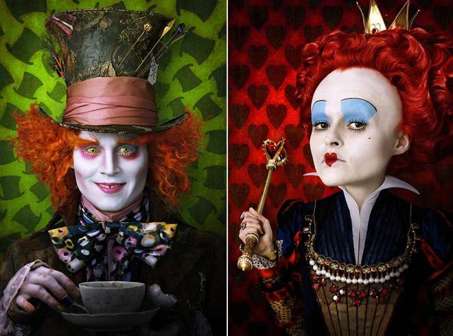 "Promotional Image: ""Alice In Wonderland"""