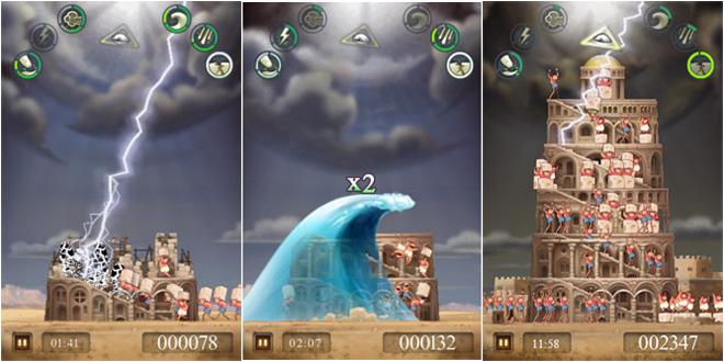 Babel Rising screenshots