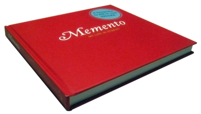 Memento: My Life in Stories
