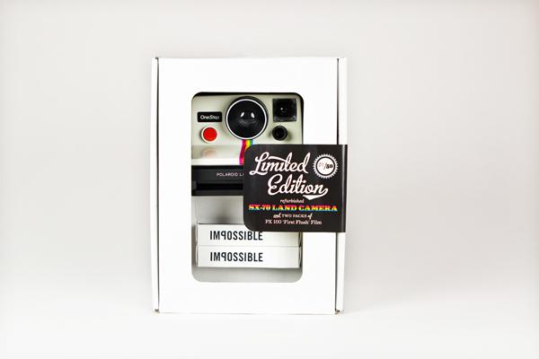 Polaroid Rainbow SX-70