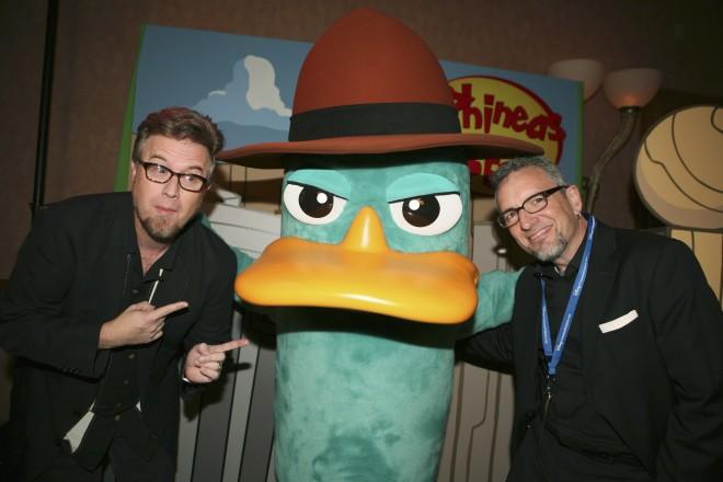 Dan, Swampy and Agent P