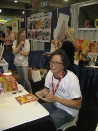 Jason Shiga, creator of Meanwhile