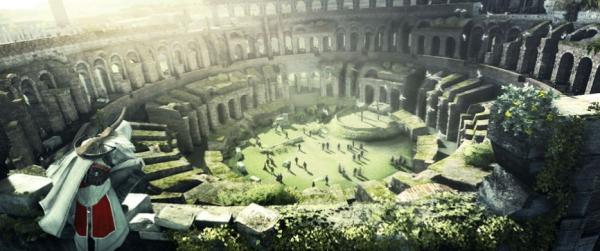 Assassin's Creed Brotherhood (image: assassinscreed.us.ubi.com)