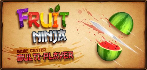 Fruit Ninja Multi-player