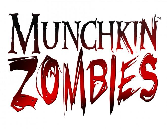 Munchkin Zombies Logo