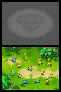 Pokémon Ranger: Guardian Signs screen shot 1