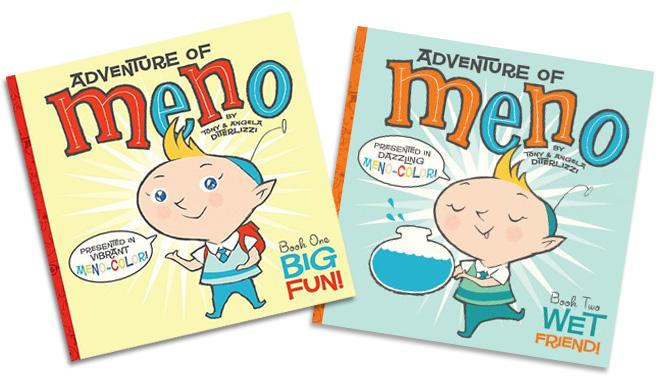 Adventure of Meno, Books 1 and 2