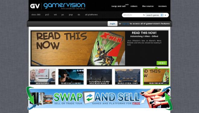 Gamervision