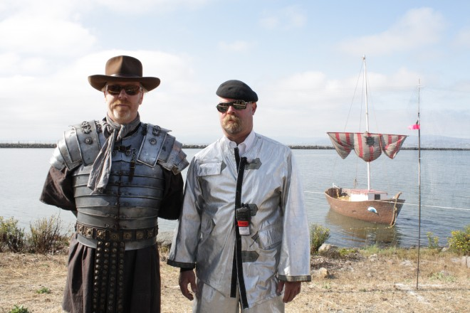 mythbusters archimedes