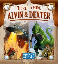 Alvin and Dexter cover