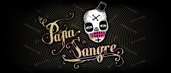 Papa Sangre, by Somethin' Else and Do-Tank Studios