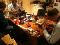 GT14 R/C Club Workshop