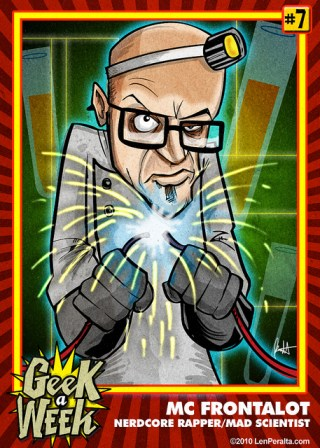 Geek A Week - MC Frontalot