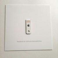 MBA's dinky USB restore drive