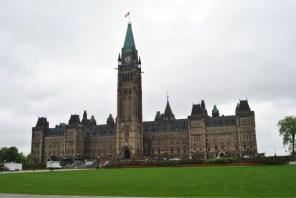 Canada's historic Parliament Buildings