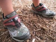 Boba Fett shoes