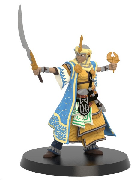 Paizo and WizKids Launch New Pre-Painted Plastic Miniatures
