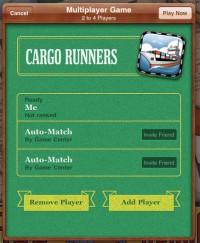 Cargo Runners Game Center