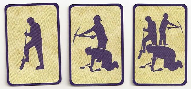 Ilium Archeologist Assignment cards