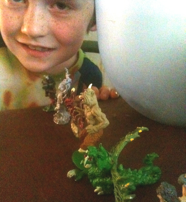 DnD for Kids