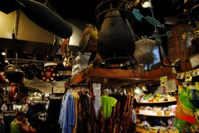 Inside Marine Specialties in Provincetown