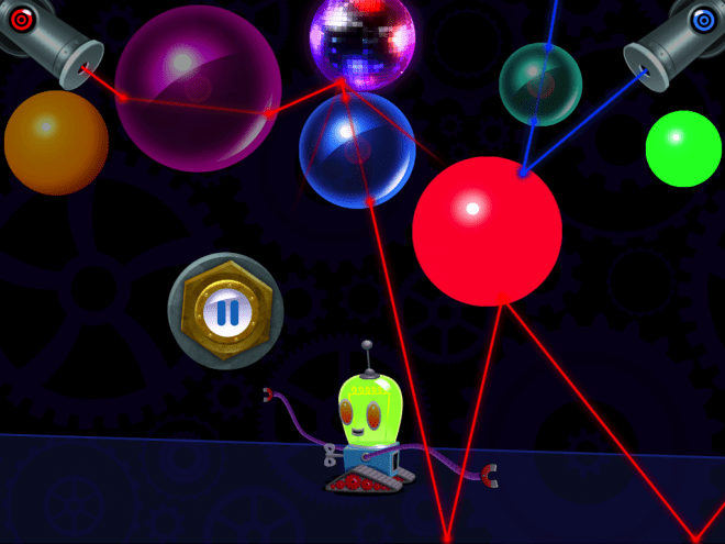 Bobo at the Laser Disco