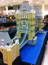 London Bridge lego structure