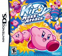 Kirby: Mass Attack cover