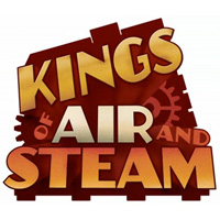Kings of Air & Steam logo