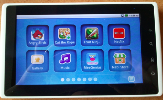 The New Nabi Tablet for Kids - GeekDad