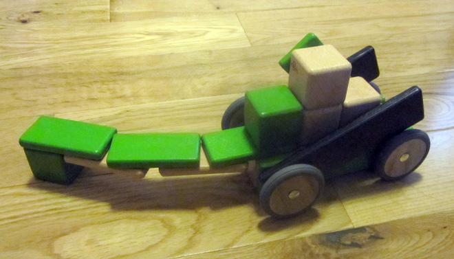 Tegu Tractor