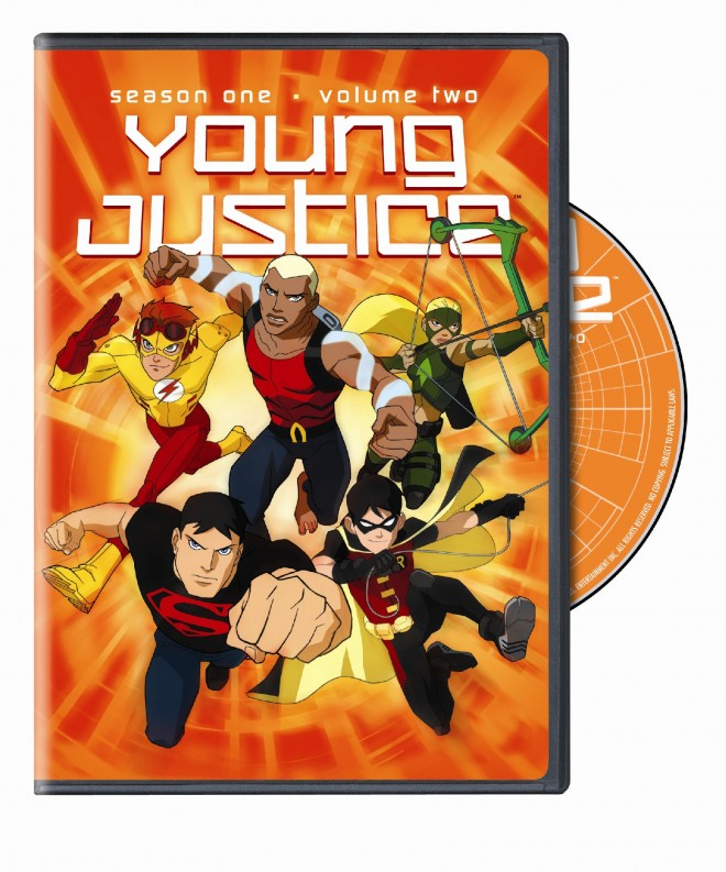 Young Justice, Season One Volume Two