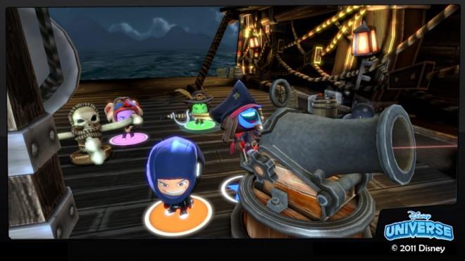 Disney Universe screenshot