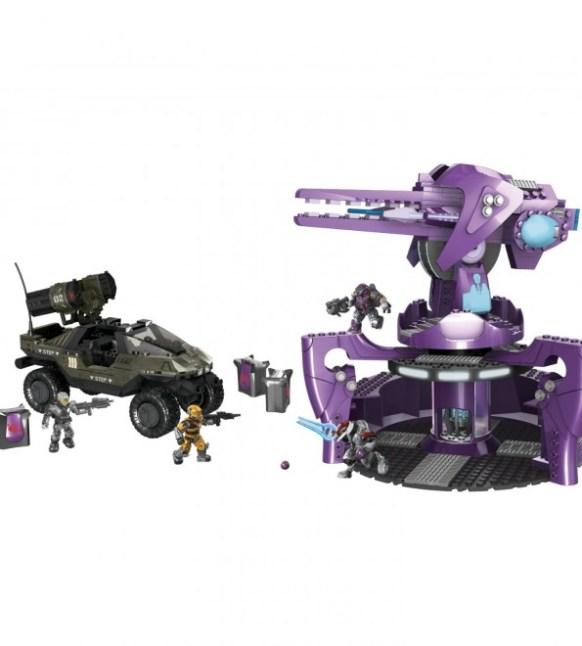 Building Halo With Mega Bloks - GeekDad