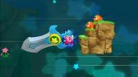 Kirby's Return to Dream Land screen shot