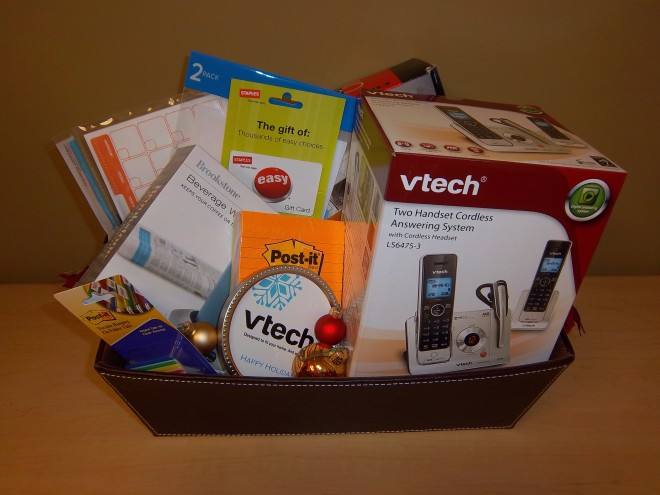 VTech Basket
