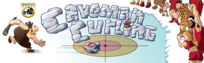 Caveman Curling box