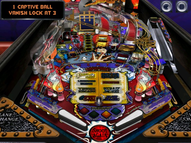 Pinball Arcade horizontal screenshot