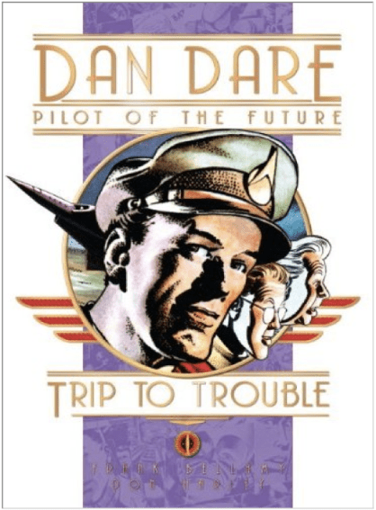 Dan Dare books