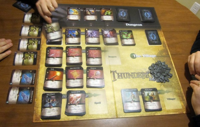 Thunderstone Advance board