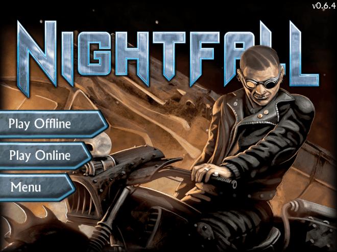 nightfall screen 1