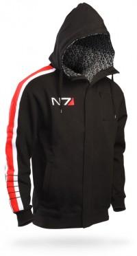 N7 Stripe Hoodie
