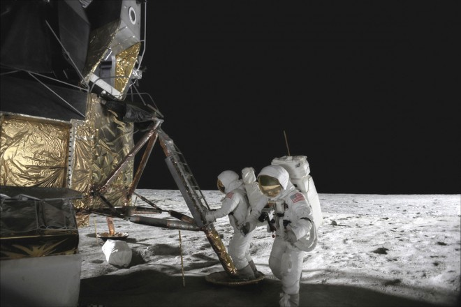 Magnificent Desolation