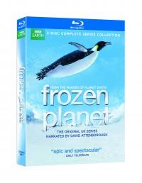 Win a copy of Frozen Planet!