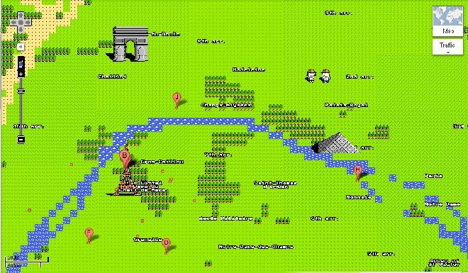 Paris 8-bit